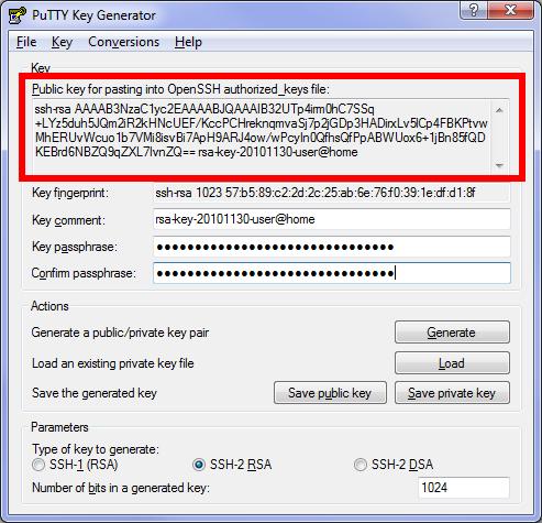 ssh key generator windows download