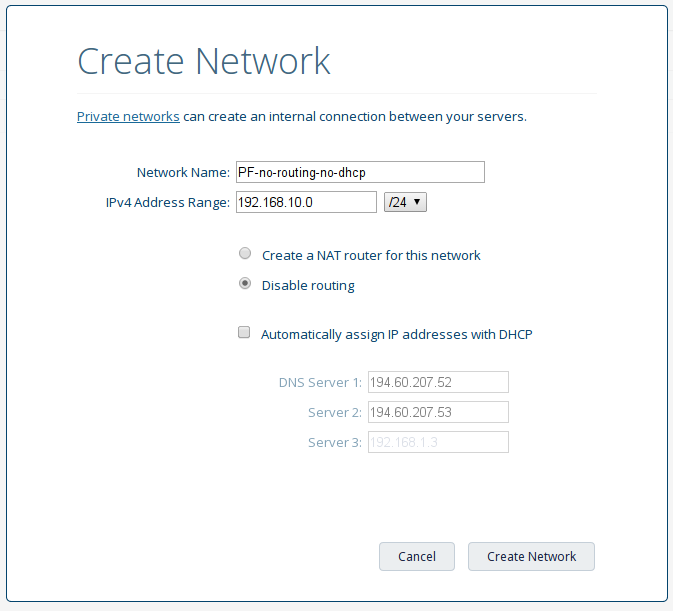 pfSense Image - Virtual Networking Appliance | CloudVPS