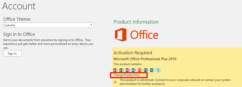 office change product key img