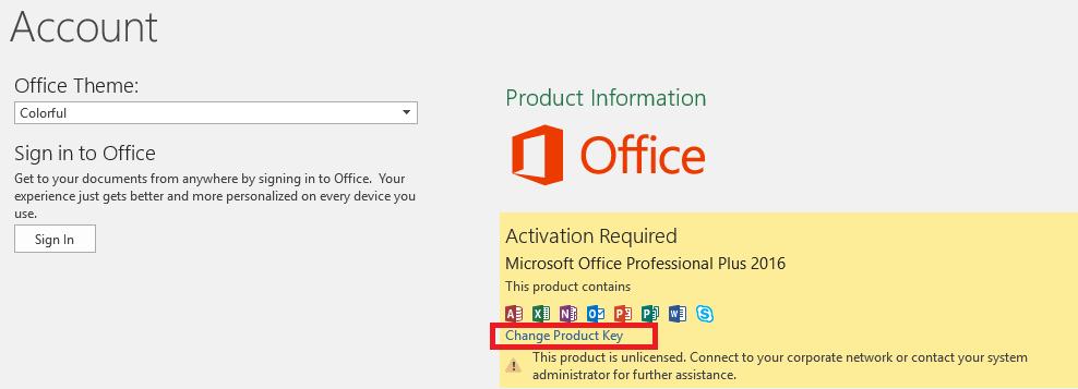 office change product key img