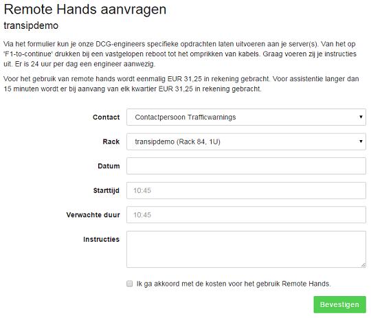 remote hands
