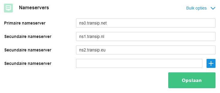 transip-nameservers