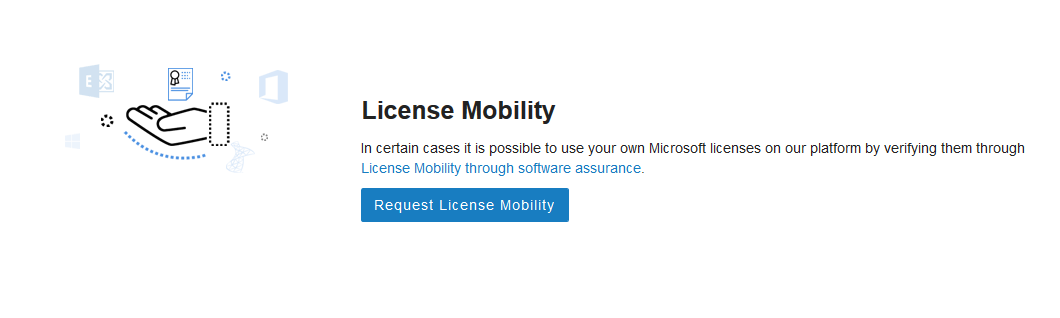 license mobility wizard