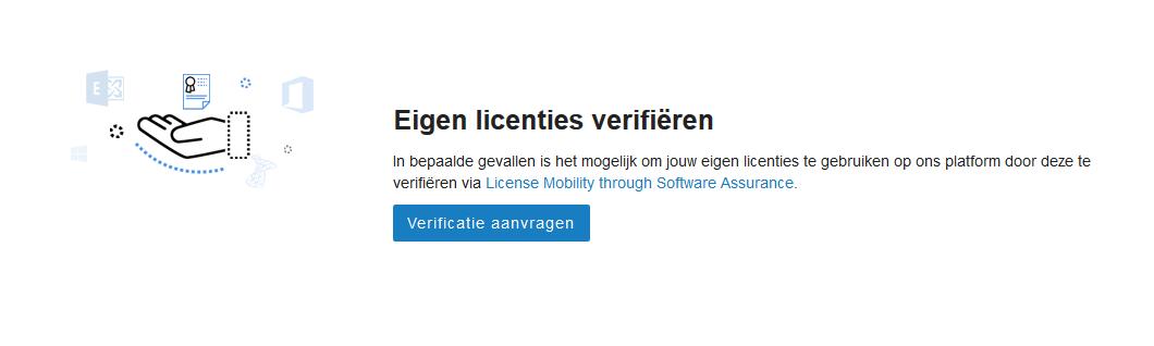 license mobility starten