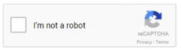 reCaptcha van Google