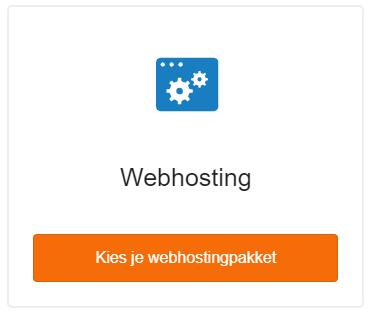 klik op webhosting